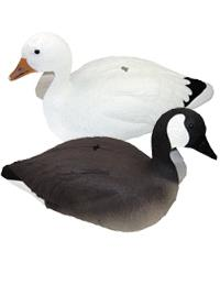 Goose Decoys from Carry Lite