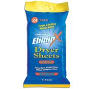 Code Blue's EliminX Dryer Sheets