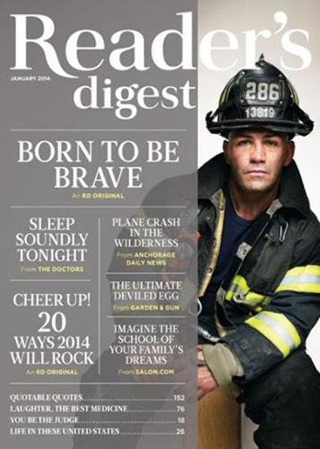 READERS DIGEST - US EDITION