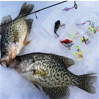 Lindy Ice Fishing Lures & Ice Fishing Tackle