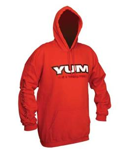 YUM Hooded Pullover