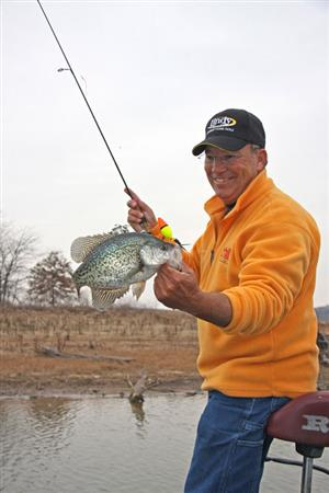 barry morrow lips a big lake eufaula crappie