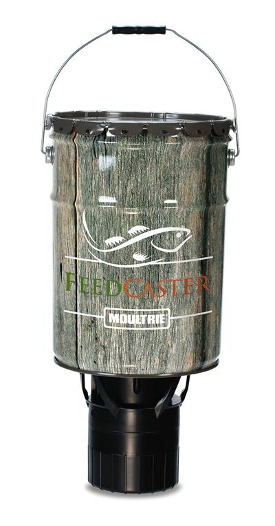 Moultrie 6.5 Gallon FeedCaster