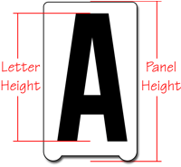 Letter Size