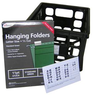 Portable Letter Caddy