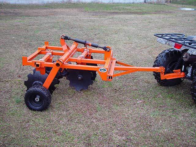 4 Wheeler Pull Behind Disc Pictures to Pin on Pinterest ...
