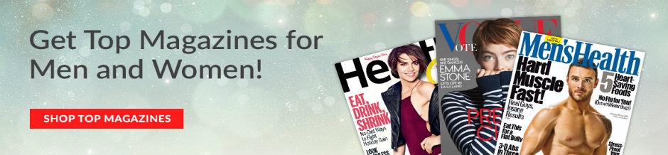 Men's and Women's Magazines