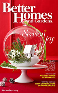 Holiday Decorating Ideas from Home Magazines