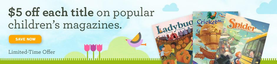 Children's Magazine Special Offer