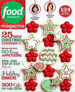 Food Network 2014 Holiday Issue