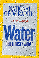 National Geographic covers global drinking water