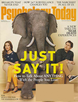 Psychology Today talks about NDEs