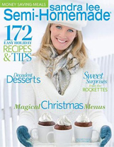 Sandra Lee Semi-Homemade has been discontinued
