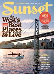 Sunset Magazine Best Places Winners 2014