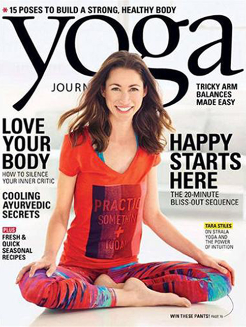 Yoga Journal talks National Yoga Month