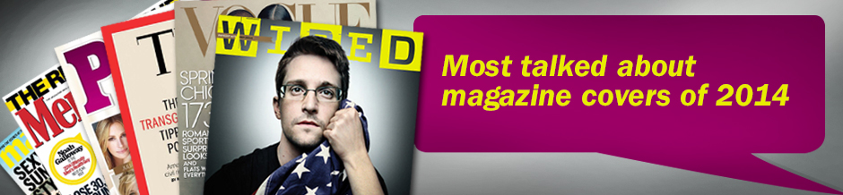 Most Talked About Magazine Covers of 2014