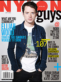 Nylon Guys magazine discontinued