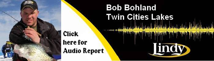 Bob Bohland's Lindy Audio Fishing Report