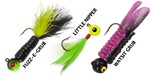 Top colors for Crappie