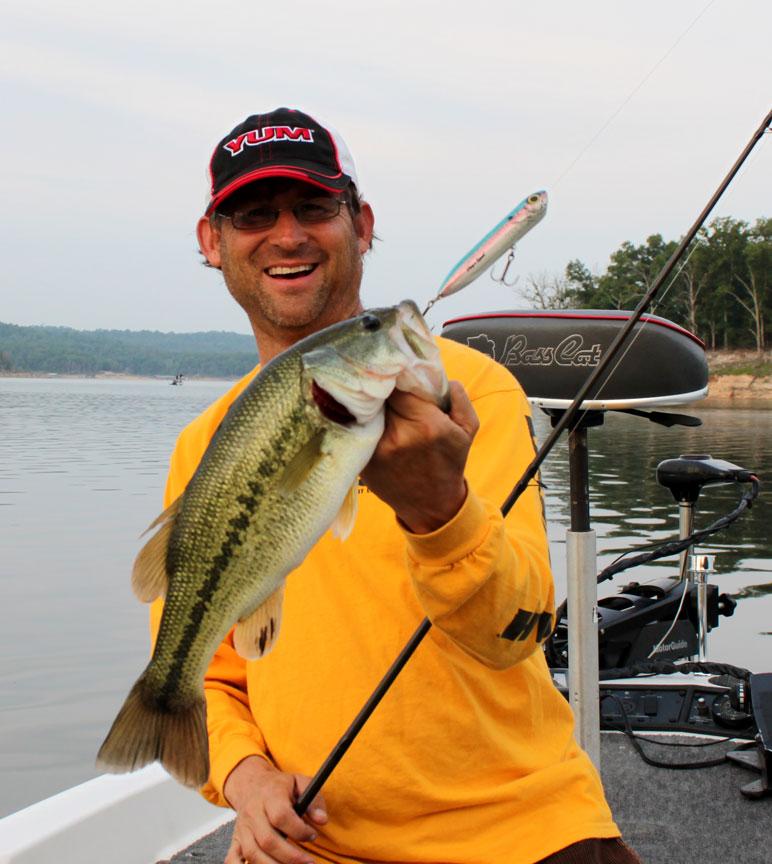 Jason christie s spook guide heddon fishing lures for Jason christie fishing