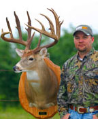 Jason Boyett's record deer