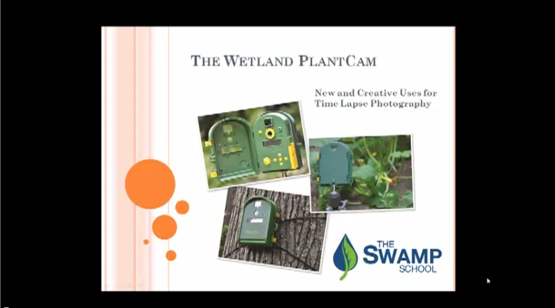 Monitoring North Carolina's Wetlands With Time Lapse Photography