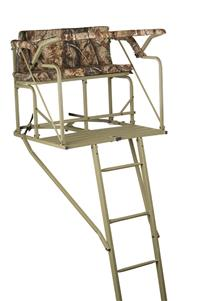 Single Shot Magnum Ladder Stand