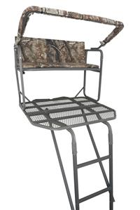 Summit Crush Series Dual Pro Ladder Stand