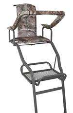 Summit Crush Series Solo Deluxe Ladder Stand