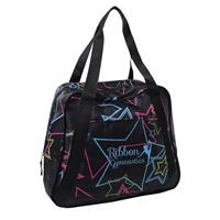 A753 Printed Club Duffel