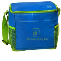 A776 CHILL by Flexi-Freeze® 12-Can Cooler with Mesh Pockets