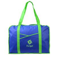A848 Poly Pro Criss Cross Pocket Tote