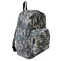 A863 Camo Backpack