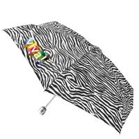 FT850 totes® Mini Auto Open/Close Umbrella with Purse Case