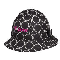 FT8527 totes® Fashion Printed Bucket Rain Hat