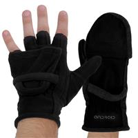 FT8544 Isotoner® Hybrid Fingerless Gloves