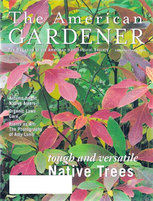 Subscribe to American Gardener magazine with EBSCO and SAVE